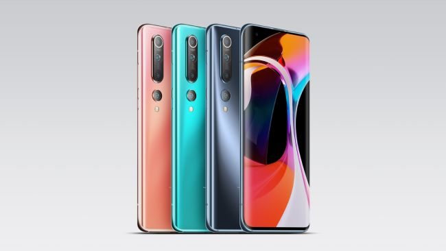 mi 10 and mi 10 pro released in china