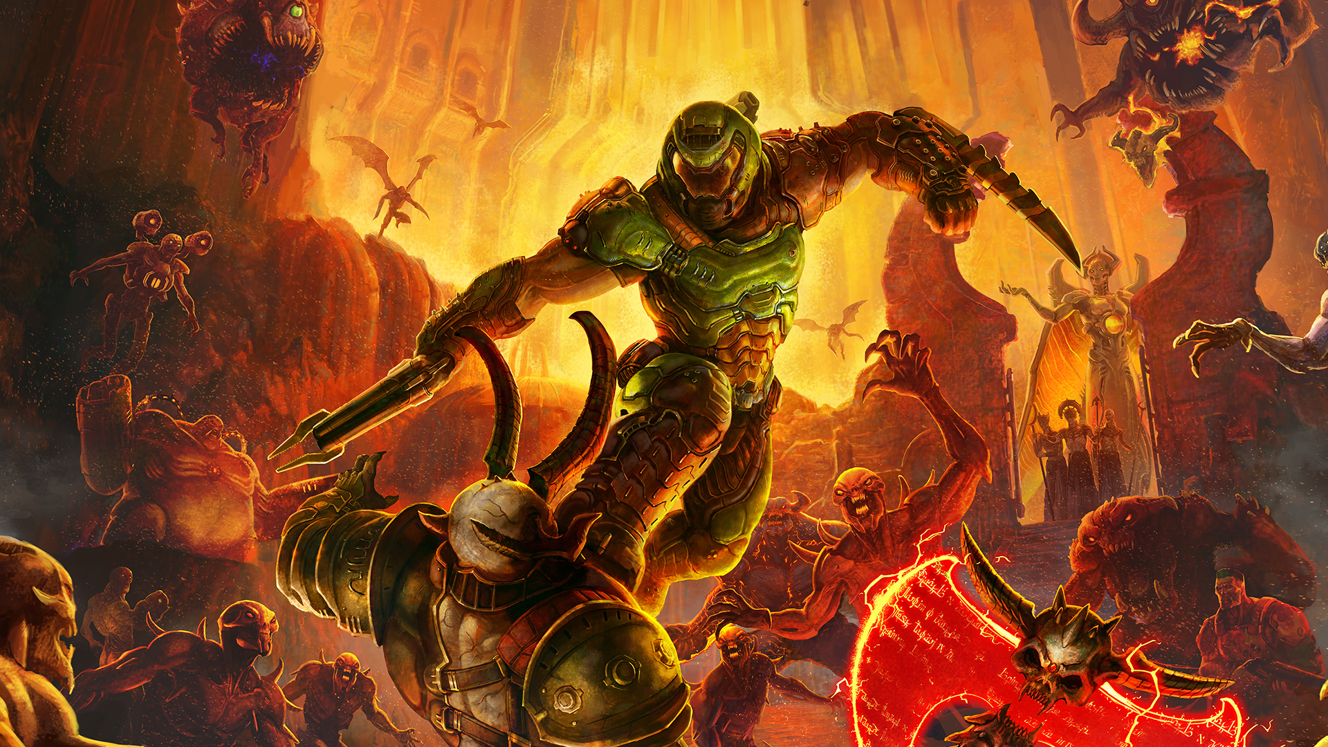 doom eternal is coming on Xbox game pass