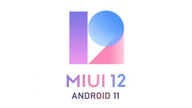 Android 11 based miui 12 update release date