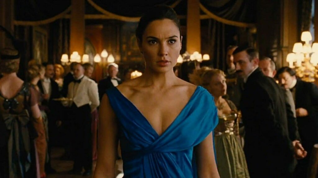 gal gadot in death on the nile