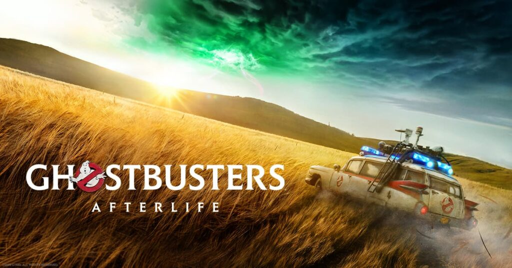 Ghostbusters 2 Afterlife(2021)