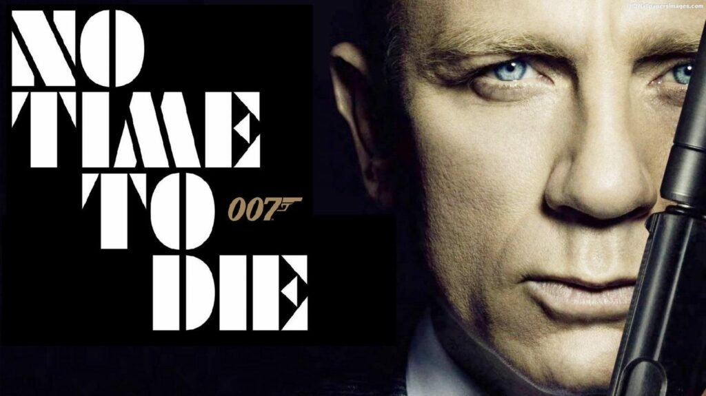 007 james bond in no time to die