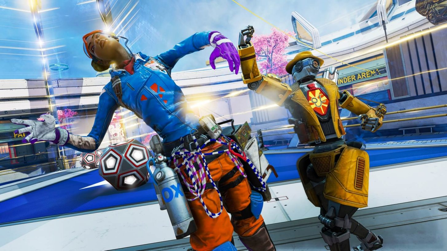 Limited time game mode fight night events apex legends