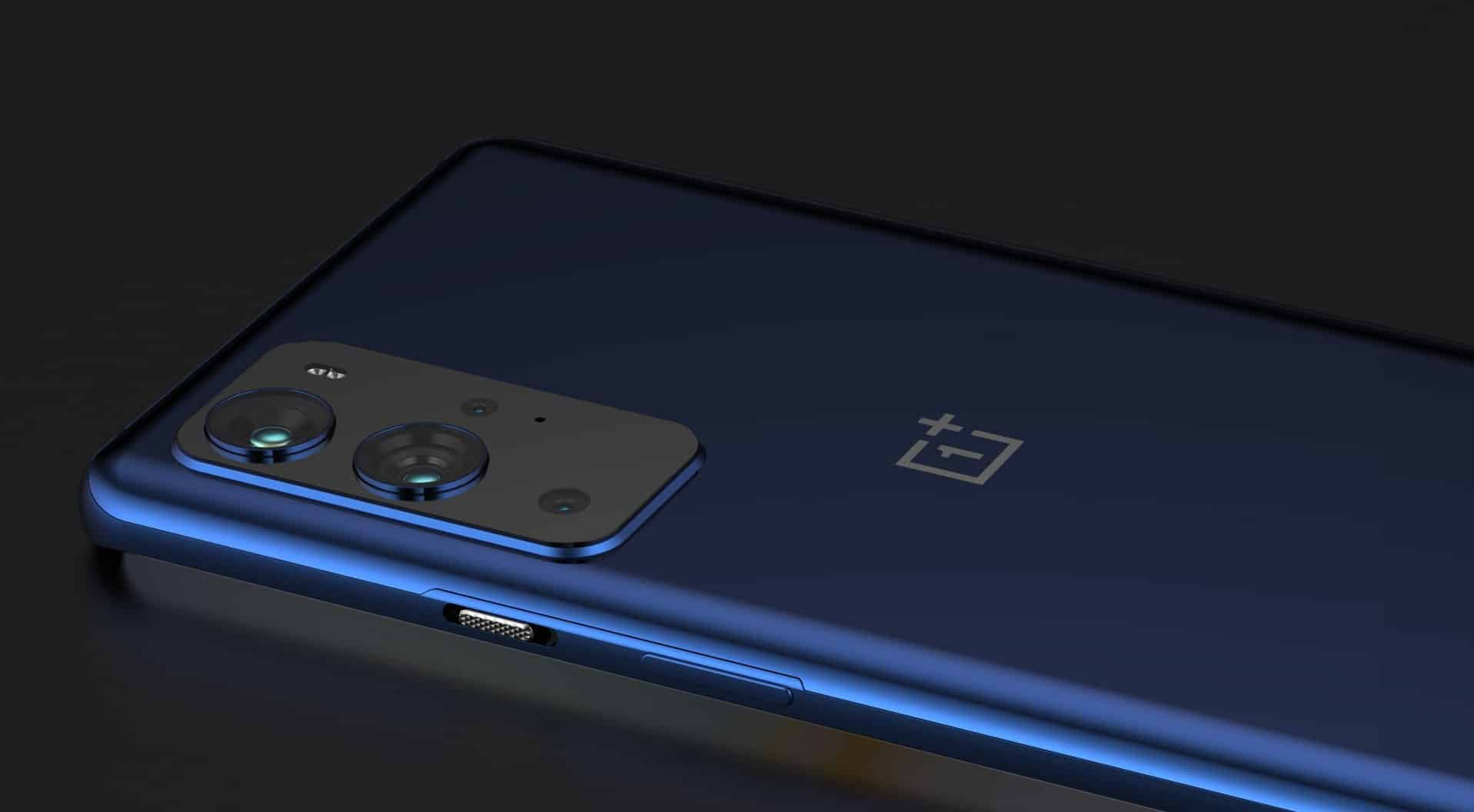 OnePlus 9 design by - Lets Go Digital/Concept Creator