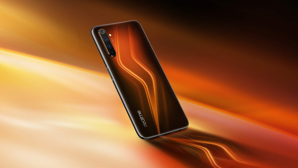 realme 6 Pro with 90hz display