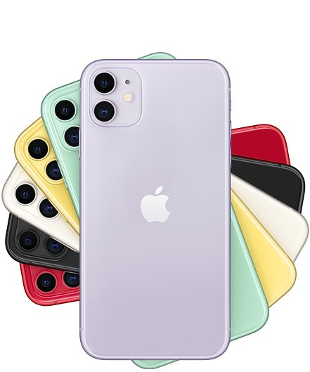 apple iphone 11 with a13 bionic