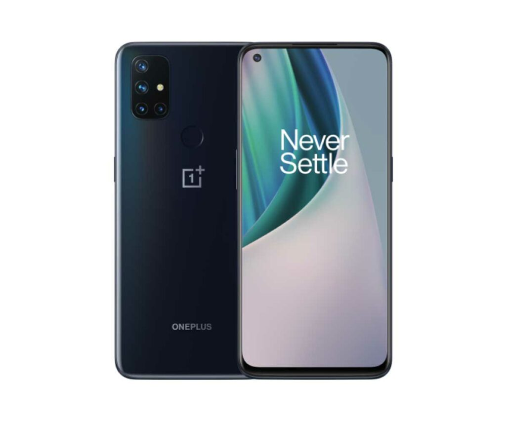 OnePlus Nord N10 5G india