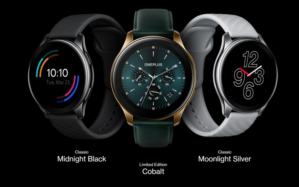 Oneplus smartwatch limited edition
