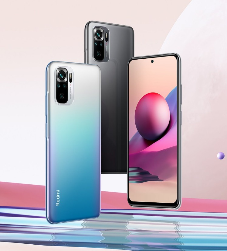 redmi note 10S features